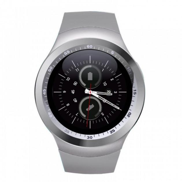 Годинник Smart Watch Y1 срібло
