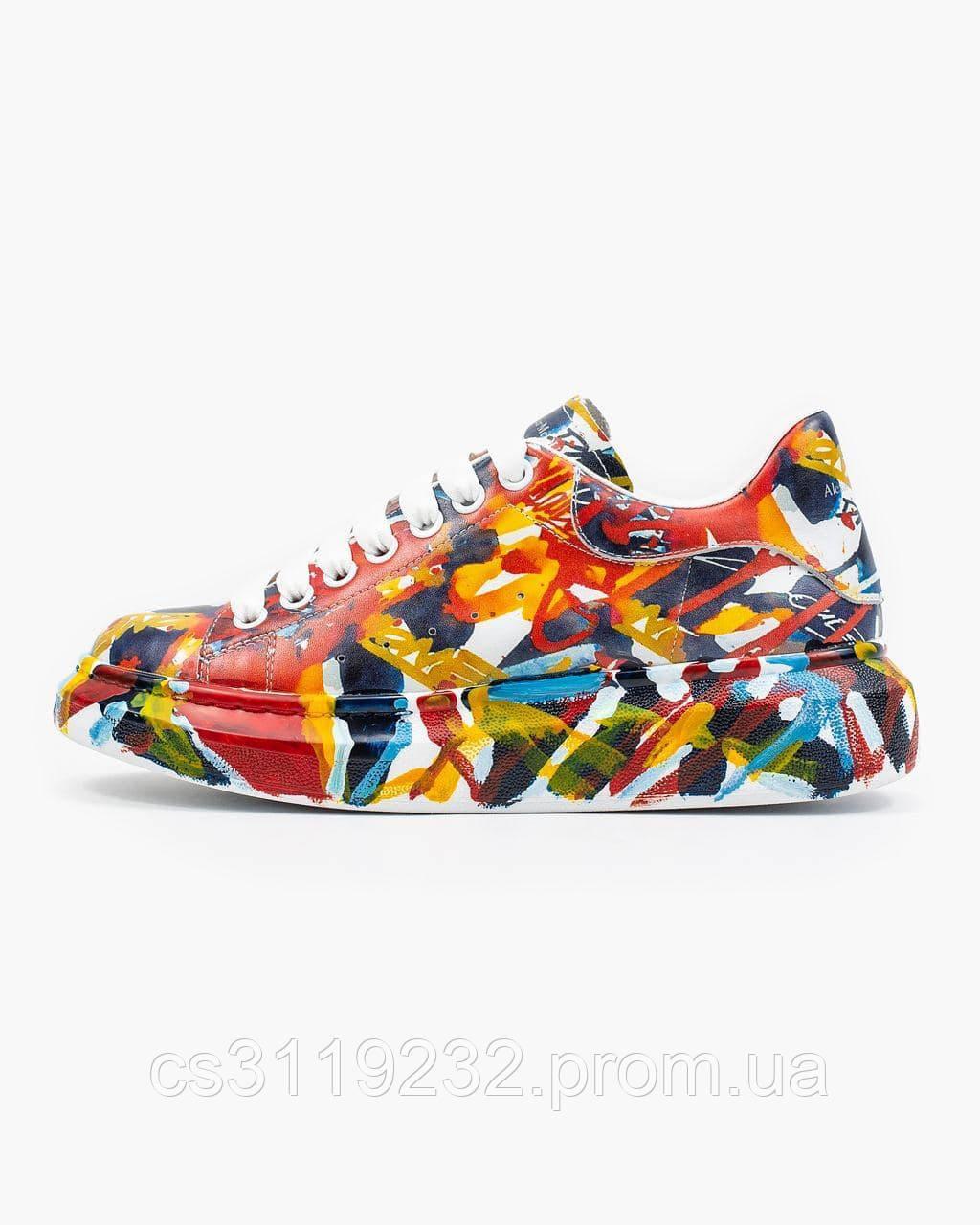 Жіночі кросівки Custom Graffiti (мультиколор)