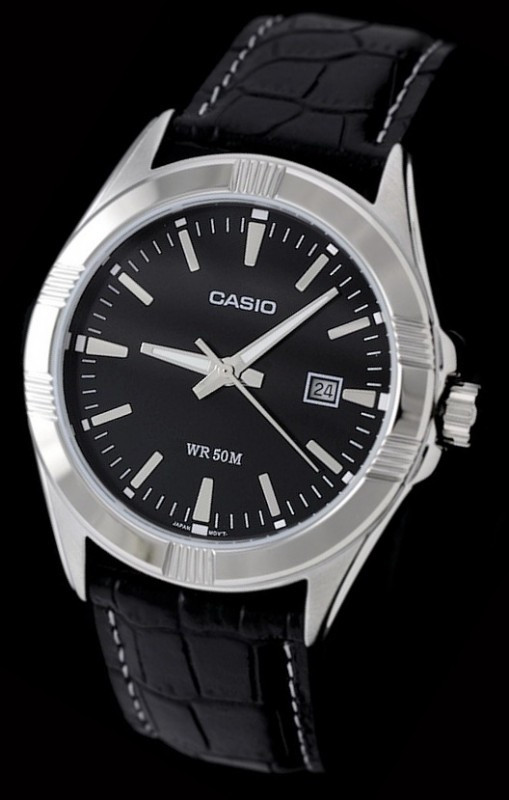 Часы наручные мужские Casio MTP-1308L-1AVDF (модуль №2784)