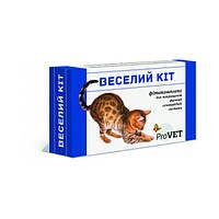 Фітокомплекс Веселий Кіт для кішок 3х10 мл
