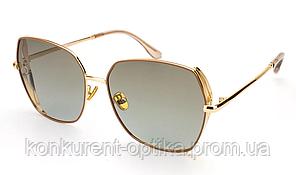 Стильные женские солнцезащитные крупные очки