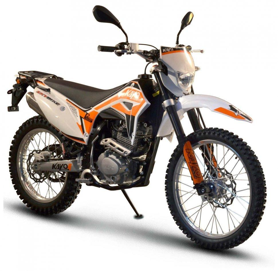 Мотоцикл Skybike KAYO T2-250 2021
