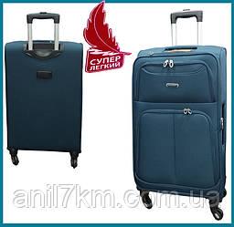 Средний супер лёгкий чемодан MADISSON четырёхколёсный