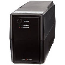 ИБП UPS LogicPower LPM-625VA-P