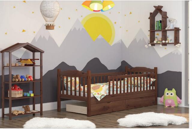 Дитячі та підліткові ліжка