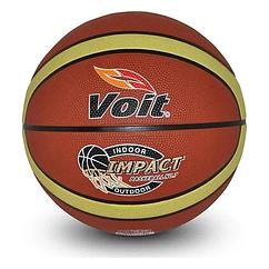 М'яч баскетбольний гумовий BT-BTB-0028 Розмір 7 Коричневий