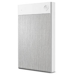 """Жесткий диск HDD ext 2.5"""" USB 1.0TB Seagate Backup Plus Ultra Touch White (STHH1000402)"""