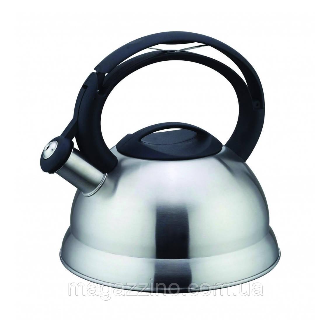 "Чайник со свистком, ""ConBrio"", 3000мл."