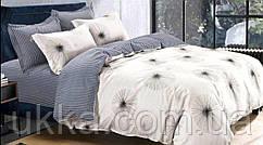 Двуспальное постельное бязь 100% хлопок Одуванчики