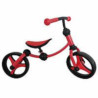 Детский двухколесный велосипед без педалей