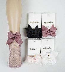 Шкарпетки сіточка 7-8 років для дівчаток ТМ Katamino
