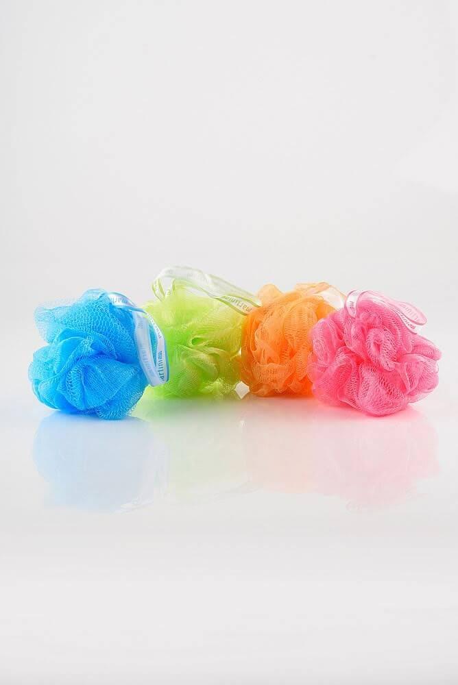 MARTINI SPA Exfoliating Net Sponge In Box Сітчаста массажна мочалка в упаковці
