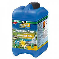 Кондиционер JBL AlgoPond Green для борьбы с плавающими водорослями в садовом пруду, 2,5 л