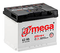 Аккумулятор A-MEGA ULTRA+ 62Ah / 610A