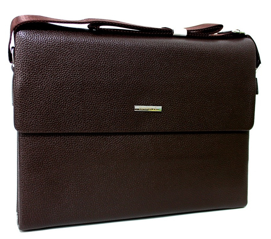 Наплечная сумка-портфель для мужчин из искусственной кожи Darryl YR 6810-1