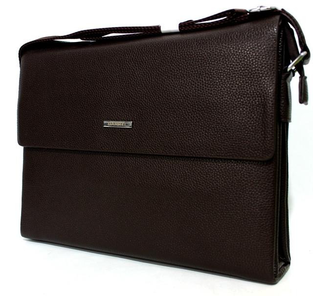 Наплечная сумка-портфель для мужчин из искусственной кожи YR 6810-1