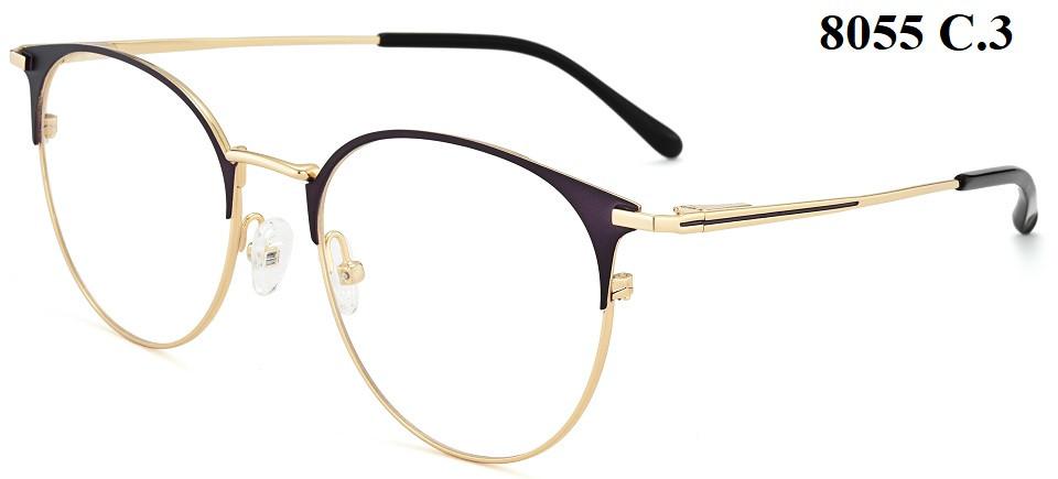 Жіночі окуляри мінус (від -0.5 до -6.0)