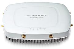 Точка доступу Fortinet FortiAP 423E 4x4 MU-MIMO з двома радіомодулями і зовнішніми антенами