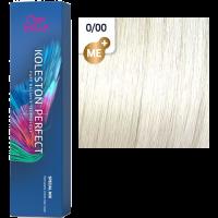 Краска для волос Wella Koleston Perfect Ме+ Special Miх 0/00 Чистый тон