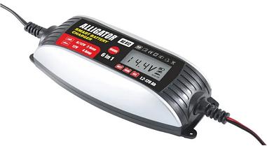 Зарядное устройство интеллектуальное для АКБ 6в1 Alligator 6/12В 4А 120Ач AC812