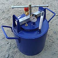 Бытовой автоклав для домашнего консервирования на 8 литровых банок или 16 банок по 0,5 литра