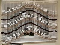 Коротка гардина аркою 5 метрів, фото 1