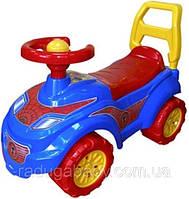 Детская машинка каталка 3077 Спайдермен Технок