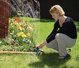 Умная система полива огорода и сада Fresh Garden насадка на шланг 12 в 1 опрыскиватель 360 градусов опроситель, фото 9