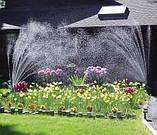 Умная система полива огорода и сада Fresh Garden насадка на шланг 12 в 1 опрыскиватель 360 градусов опроситель, фото 10