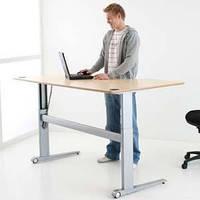 Электрический стол с регулировкой высоты ConSet 501-17