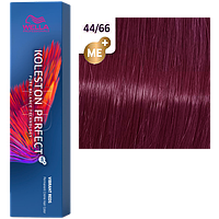 Фарба для волосся Wella Koleston Me+ Vibrant Reds 44/66 Пурпурна діва