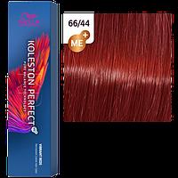 Фарба для волосся Wella Koleston Me+ Vibrant Reds 66/44 Кармен