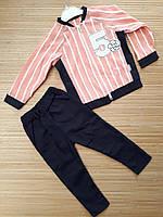 Дитячий костюм для дівчаток 2-4 років. Оптом. Туреччина
