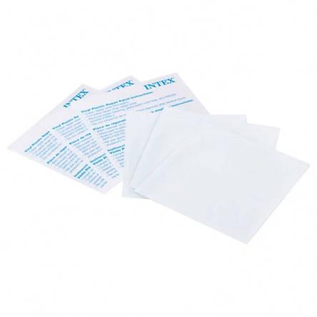 Ремкомплект Intex 59631, для надувних виробів, 7х7см, фото 2
