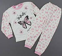 Пижама с бабочкой для девочек