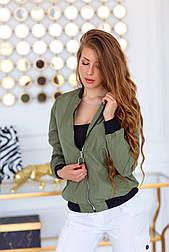 Легка куртка жіноча весняна