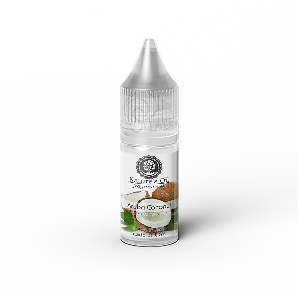Ароматизатор Nature's Oil Aruba Coconut (Кокосовый орех «Аруба»)