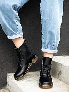 Мужские ботинки Dr.Martens Black