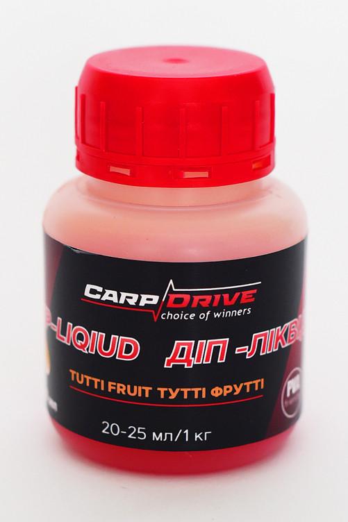 Діп ліквід Tutti fruit (Тутті фрутті) 100 мл Carp Drive