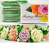 Холодный фарфор Fantasy Floral для реалистичных цветов,цвет зеленый травяной