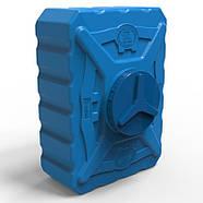 Емкость пластиковая 200 л квадратная (трёхслойная), фото 2