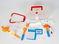 Детский Набор доктора в чемоданчике ТМ Орион 914