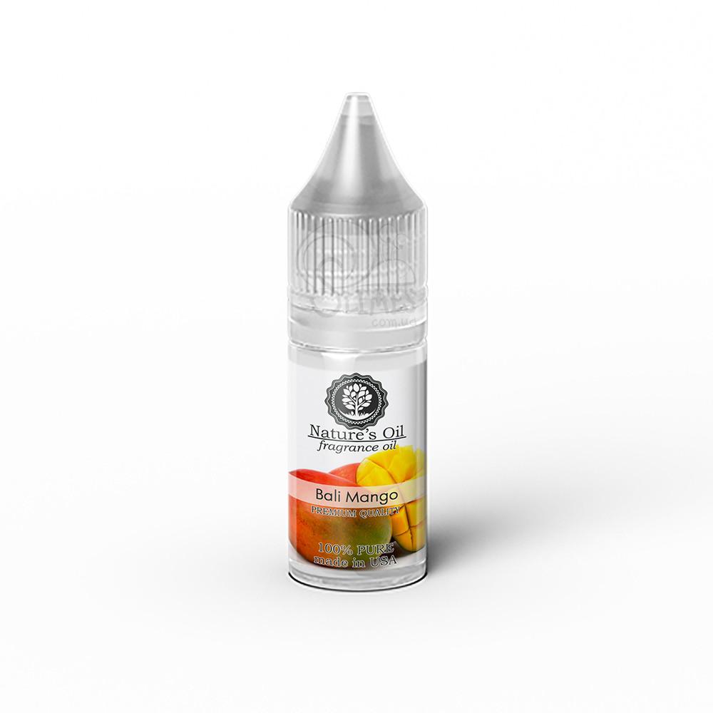 Ароматизатор Nature's Oil Bali Mango (Фруктовая свежесть)