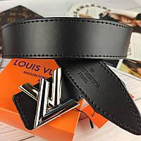 Кожаный ремень Louis Vuitton (Луи Витон) ЛВ