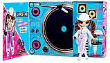 Кукла LOL OMG Remix Lonestar - ЛОЛ ОМГ Леди-Кантри серии Ремикс 567233 L.O.L. Surprise! series O.M.G., фото 4