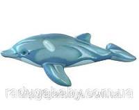 Детская надувная игрушка-плотик Дельфин TS-1079