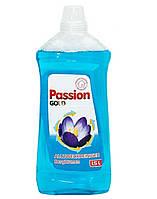 """Миючий засіб для підлоги Passion Gold """"Гірські квіти"""" 1,5 л"""