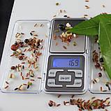 Портативні ювелірні ваги 200 гр, фото 2