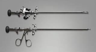 Цистоуретроскоп, комплект с гибким и жестким инструментом Праймед