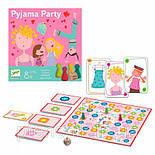 DJECO Гра настільна «Піжамна вечірка»,Pijama Party, фото 3